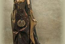 Special Dolls - Barbie / Bonecas com lindos vestidos