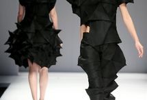 Origami and Garments