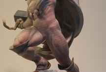 Escultura Heróis