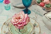My Tea & Coffeehouse Ya'll / by Camille Lane