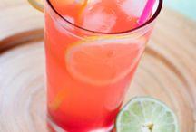 Pink lemonade / My love for pink lemonade