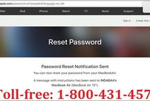 Contact 1-800431457 to Reset Your Apple Id Password on Mac