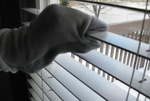 Cleaning your blinds
