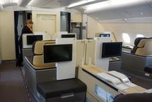 Lufthansa A380 First Class / Lufthansa an offer best service to customer.