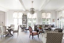 living room wid tall doors