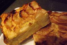 recettes de pâtisserie