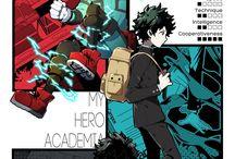 My Hero Academia!!!