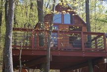 Treehouses / by Mary Jane Morris