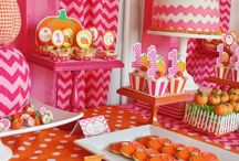 Fall Birthday Party Ideas for Girls