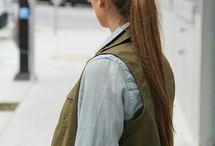 Haircut/-style