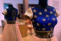 lehenga blouses