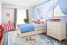 Creative Kids Room Ideas / Kids bedroom ideas, kids wall art, kids duvet sets, kids bedroom storage.