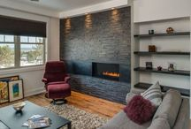 B.C.D. Interiors: The Kiss Theory / A complete contemporary condo remodel near Traverse City's West Bay, Principal Designer and Owner of BCD Interiors: Sandra Bargiel