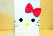 hello kitty party / by Melody Butte-Blatt