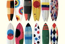 surfboard glass inspiration