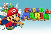 20 anos de Super Mario 64!