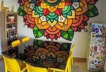 murales patio