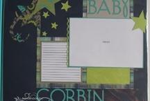 Corbin's Baby Book