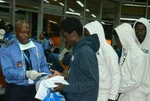 Government sponsors the return of Cameroonian migrants from Libya, and promises to take care of them
