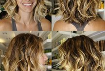 Short cut balayage