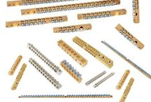 Brass Electrical Accessories Electrical Components