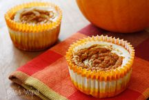 Food - Pumpkin Recipes / by Samantha Crawford
