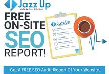 Get A Free SEO Report / 0