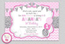 Keisha invitation