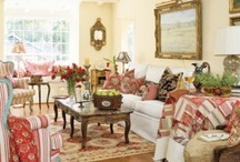 Country french decor / by Shauna Morrissey