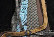 Krawatten Upcycling