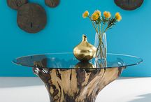 Cocktail Tables / Here at Phillips Collection we pride ourselves on creating unique and appealing designs while rattling the status quo.