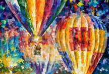 ✿ - Leonid Afremov - ✿ /  ✿  Painting by Leonid Afremov  ✿   -----  ✿  Malarstwo - Leonid Afremov  ✿