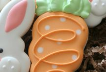 Sugar cookies that are nicely decorated