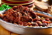 """Heart Healthy Comfort Foods / """"Comfort Your Heart"""" this Winter with Hearty and Healthy Entrées!"""