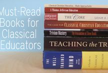 Classical Education / Resources for creating a classical education in our homeschool. Books, reviews, encouragement, and real life experiences of other homeschool families.