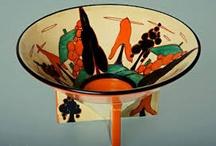 Collectibles-China-Art Deco Ceramics