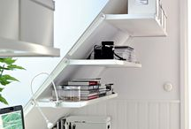 Home: Attic Workspace / by Erin McIntosh / Dear Edna
