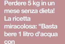 dieta zenzero