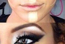Contouring Make-Up