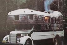 house bus n trucks