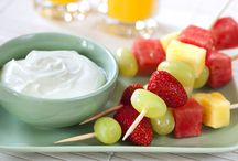 healthy class party snacks