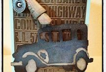 Tim Holtz Idea-ology Projects