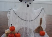HALLOWEEN crafts & recipes / by Penny Lane