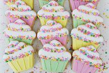 Koekies cupcake
