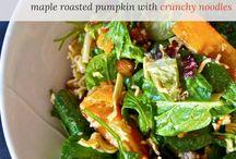 Recipes - Salads / by Naomi Gunnis
