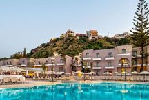 Porto Platanias Village Resort, 4 Stars luxury hotel in Platanias, Offers, Reviews