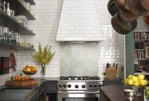 Kitchen ideas / by Elissa Kyle