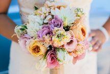 Bruiloft 28 juni 2014 / Bloemen en sfeer