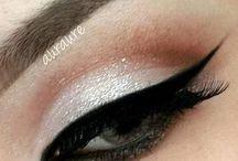 Maquillaje paso a paso / Típs y trucos de cómo hacer un bonito maquillaje de ojos,labios,cutis .