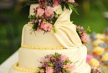 Wedding cakes / by The Barn at Cedar Grove, South Central, KY